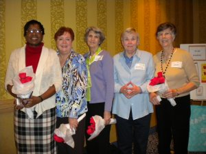 AAUW NC 2011-2012 Executive Committee