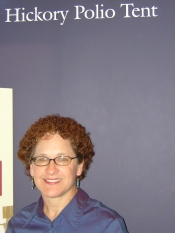Joyce Moyer Hostetter at NC Museum of History