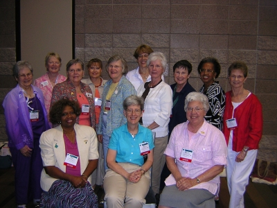 AAUW NC Delegation - mostly