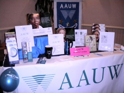AAUW NC Table