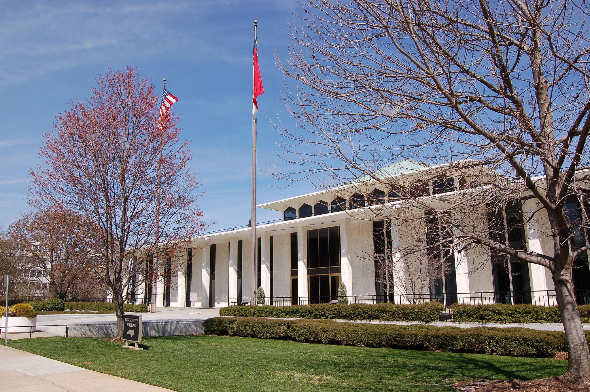NC Legislature - jmTurner in commons.wikimedia.org