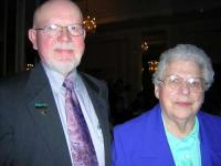 Roger Sween and Frieda Schurch